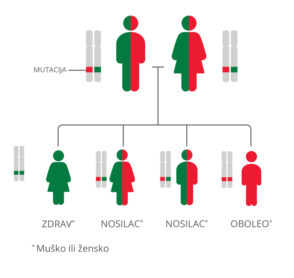 Autozomno recezivne bolesti