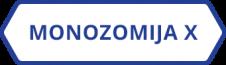 Monozomija X