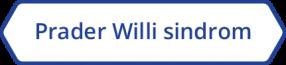 Prader Willi sindrom